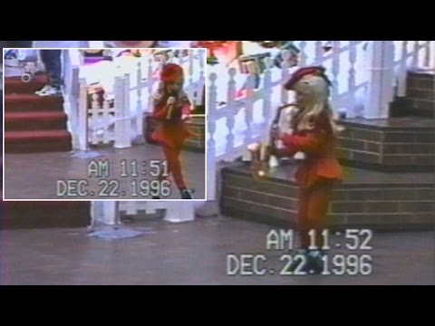 How JonBenet Ramsey Spent The Last Christmas Before Her Shocking Murder