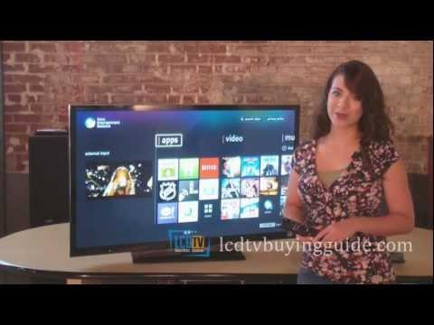 Sony KDL46HX750 Video Review, KDL55HX750 46