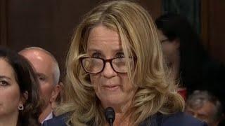 Christine Blasey Ford on Kavanaugh claims: