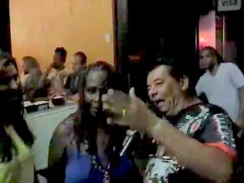 Margareth Mendes e Mariano Maia uma Noite na Lapa