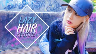 Oily AF Hair Don't Care Back To School Routine by The Wonderful World of Wengie