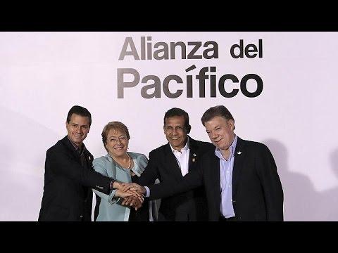 Σύνοδος Κορυφής της Συμμαχίας του Ειρηνικού στο Περού