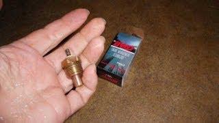 10. Coolant Temperature Sensor / Sending Unit - Repair