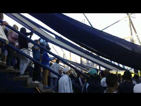 Video - Hoy le cuento al amargo - La Banda De Fierro - La Banda de Fierro 22 - Gimnasia y Esgrima - Argentina