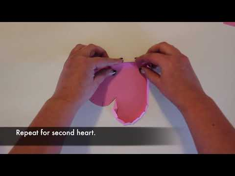 How To Make a Paper Heart Box with Made by Marzipan