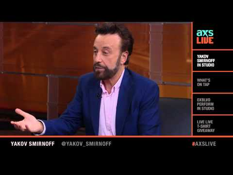 Yakov Smirnoff Interview on AXS Live