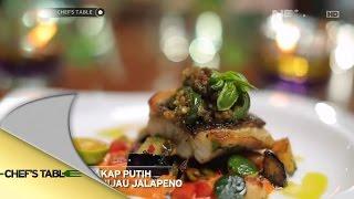 Video Chef's Table - Susi Pudjiastuti - Kakap Putih Sambal Hijau Jalapeno MP3, 3GP, MP4, WEBM, AVI, FLV Desember 2018
