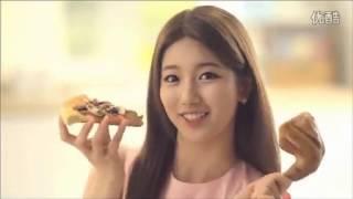 Suzy@ Domino's Pizza Making Film Full Cut ~~~