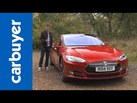 tesla - Tesla Model S review: http://bit.ly/1plHJgH Subscribe to the Carbuyer YouTube channel: http://bit.ly/17k4fct Subscribe to Auto Express: http://subscribe.auto...