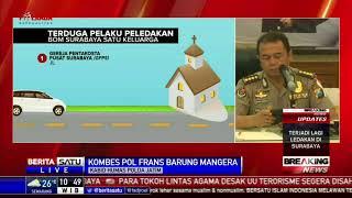 Video 6 Jenazah Teridentifikasi, 4 Polisi Jadi Korban Bom Mapolresta Surabaya MP3, 3GP, MP4, WEBM, AVI, FLV Agustus 2018