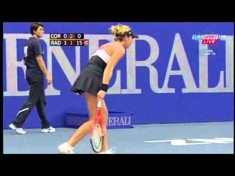 Videos Funny Moments in Tennis 2015