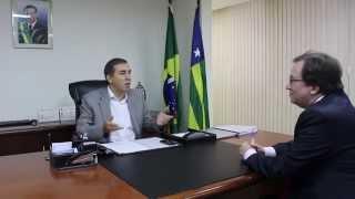 FMC Web TV entrevista o vice-governador reeleito de Goiás, José Eliton - PP/GO - 1ª Parte