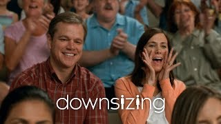 VIDEO: DOWNSIZING – Exclusive Look Trailer