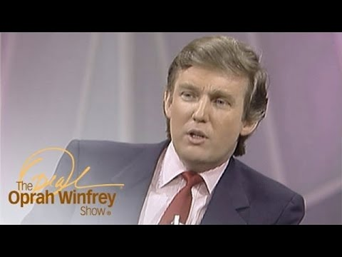 Donald Trump Teases a President Bid During a 1988 Oprah Show | The Oprah Winfrey Show | OWN (видео)