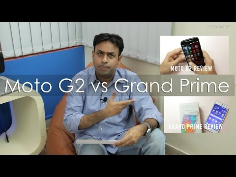 Prime - Comparing the Moto G2 (2014) vs the Samsung Galaxy Grand Prime both of these are pretty good mid-range android devices but which one is better for your needs find out in this video. My review...