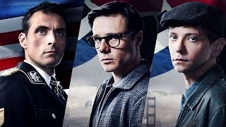 Man in the High Castle: How the World Expands in Season 2 - SDCC 2016 by IGN