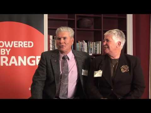 Alumni zeigt Wirkung: Ron und Linda Clement