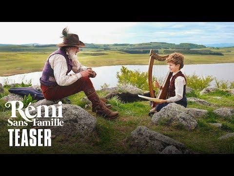 Preview Trailer Remi, teaser trailer originale
