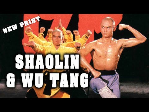 Wu Tang Collection - Shaolin & Wu Tang (Un-cut/Upgrade)