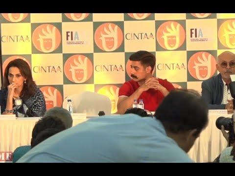 Bollywood में #Metoo Movement पर CINTAA की Press Conference