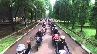 Rolling Jamnas CBR Club Indonesia