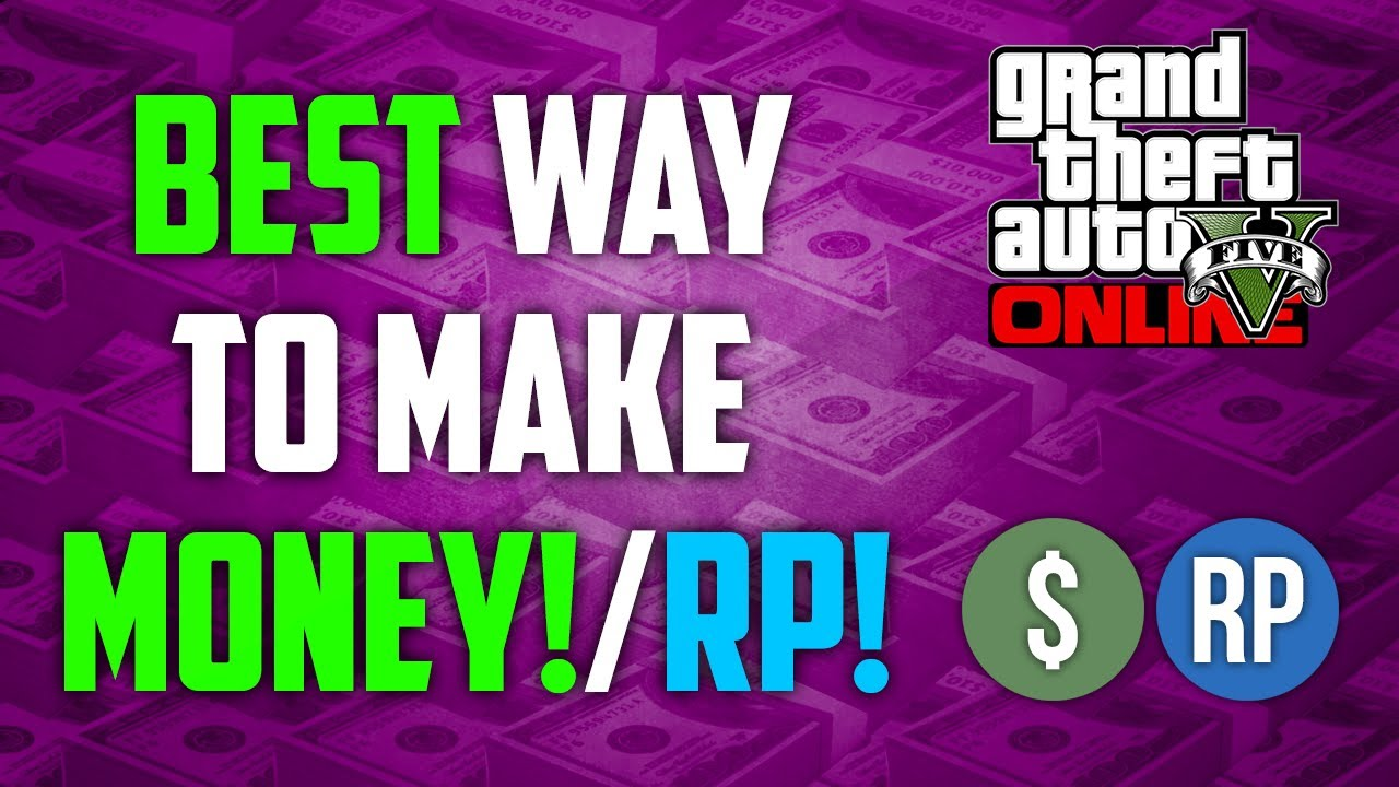 GTA 5 Online - The best ways to Generate cash Rapid & Ranking Up Quick in GTA Online! (500k+ each hour) (GTA V)