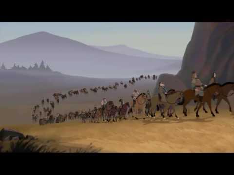 Монголчуудын хийсэн анимэйшн хүүхэлдэйн кино дэлхий нийтийн анхааралд өртлөө