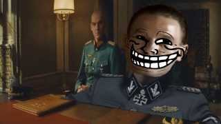 Fegelein's Screamer Prank on Inglourious Basterds Hitler: Rightxd 666