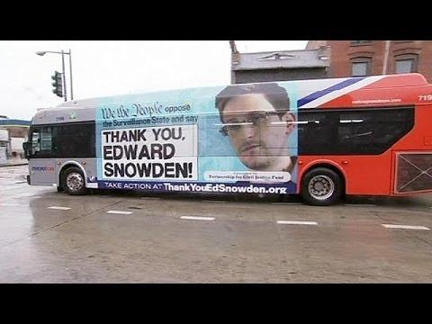 Les révélations d'Edward Snowden vont-elles faire avancer les libertés ?