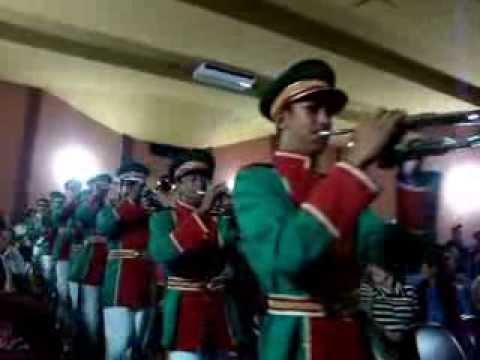 Banda Marcial Municipal de Cristais Paulista