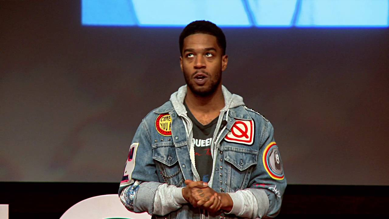 Kid Cudi Returns to High School to Give TED Talk