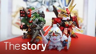Nonton All About Sd Gundam                  Sd                                            Eng Kor Sub  Film Subtitle Indonesia Streaming Movie Download