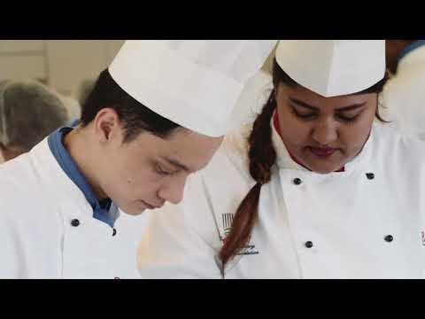 Swiss Culinary Academy Promo Video. Turning A Passion Into A Career