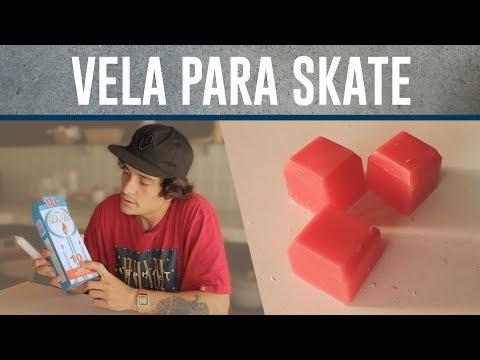 Vela para Skate