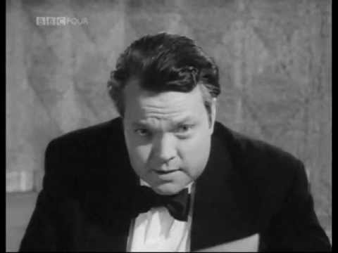 Talk Show - Orson Welles Sketchbook (1955)