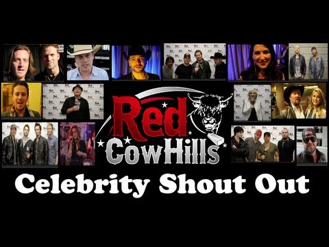 RedCowHills Celebrity Shout Outs (Lee Brice, Love and Theft, Parmalee, Maggie Rose & More)