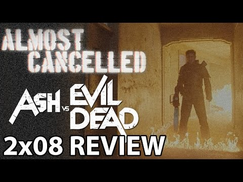 Ash vs Evil Dead Season 2 Episode 8 'Ashy Slashy' Review