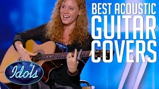 Video NOUVELLE STAR; 10 Best Acoustic Guitar Cover Auditions On Nouvelle Star | Idols Global MP3, 3GP, MP4, WEBM, AVI, FLV Juni 2018
