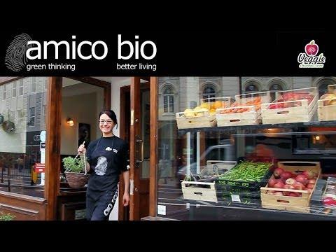 Il primo ristorante vegetariano biologico italiano a Londra