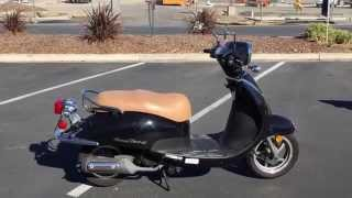 4. Contra Costa Powersports-Used 2013 LANCE Havana Classic 125cc motorscooter