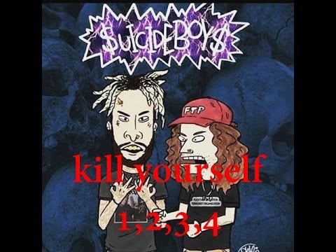 $uicideboy$ - kill yourself part (1,2,3,4)