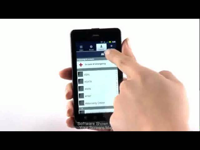 Motorola Droid 3 Milestone 3 Tutorial Video Leaked - 2