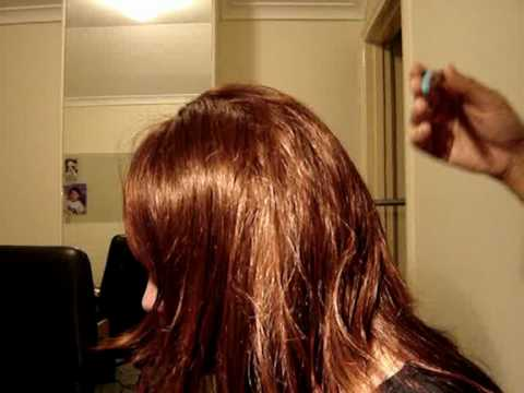 how to fasten hair extensions