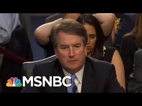 Supreme Court Nominee Accusations Put Senate GOP In Spotlight | The Last Word | MSNBC