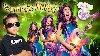 "Video ""BEND THE RULES"" Music Video ft. EvanTubeHD & The Beatrix Girls MP3, 3GP, MP4, WEBM, AVI, FLV Juni 2018"
