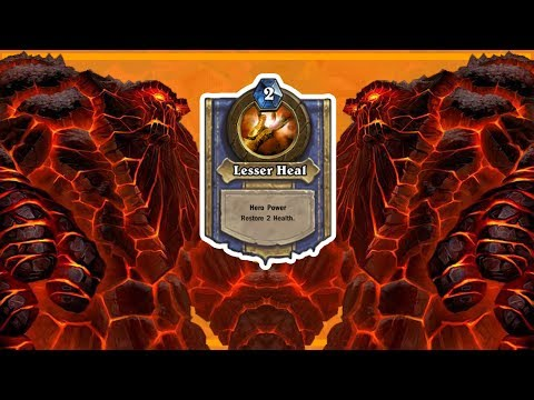 Hearthstone: When Healing Your Opponent's Face Is Correct