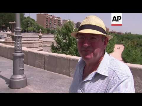 Spain braces itself for record temperatures