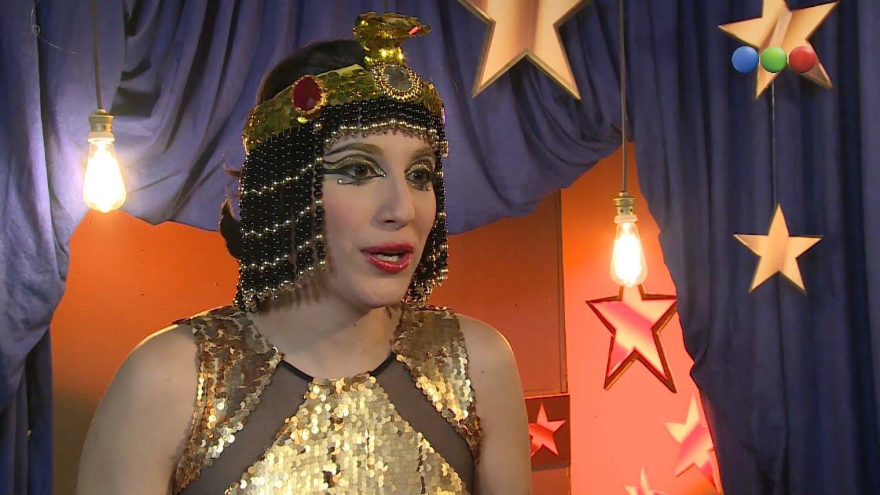"""Diana Amarilla: """"Fue mi big show"""" – Elegidos #Elegidos"""