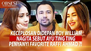 Video PANAS !! Ayu Ting-Ting & Nagita Slavina  Saling Pamer Kemewahan - OBSESI MP3, 3GP, MP4, WEBM, AVI, FLV Maret 2019