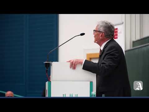 Mainz: Joachim Gauck an der Uni über das politische Den ...